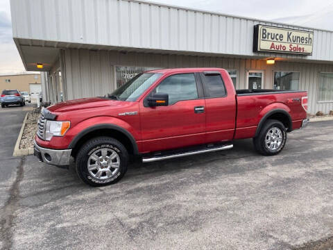2012 Ford F-150 for sale at Bruce Kunesh Auto Sales Inc in Defiance OH