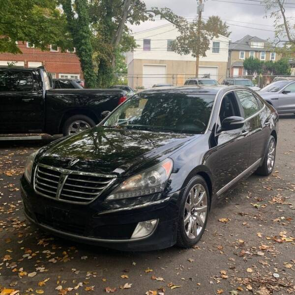 2013 Hyundai Equus for sale at MBM Auto Sales and Service in East Sandwich MA
