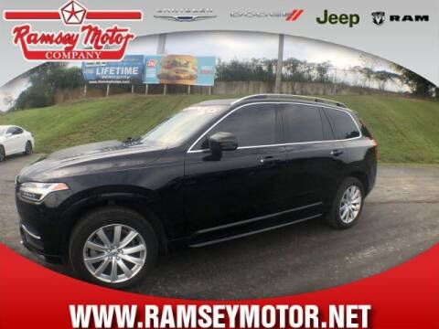 2017 Volvo XC90 for sale at RAMSEY MOTOR CO in Harrison AR
