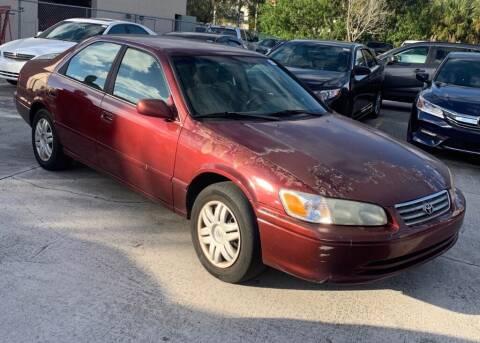 2001 Toyota Camry for sale at Cobalt Cars in Atlanta GA
