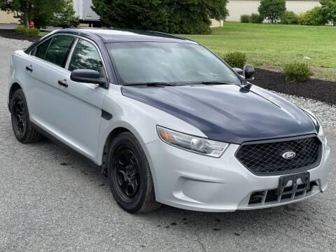 2015 Ford Taurus for sale at ECONO AUTO INC in Spotsylvania VA