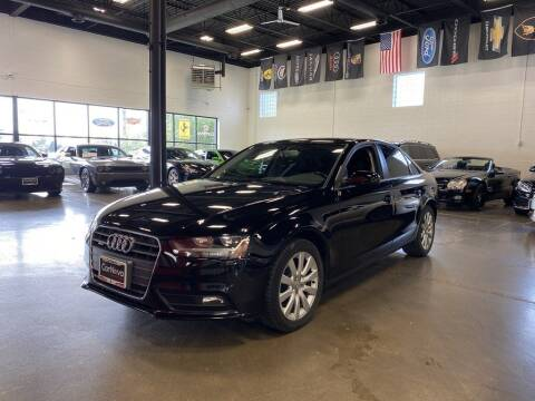 2014 Audi A4 for sale at CarNova in Sterling Heights MI