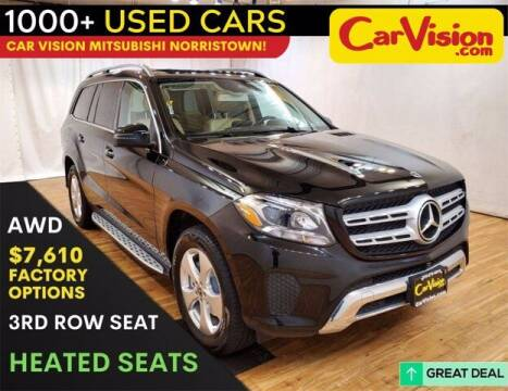 2017 Mercedes-Benz GLS for sale at Car Vision Buying Center in Norristown PA