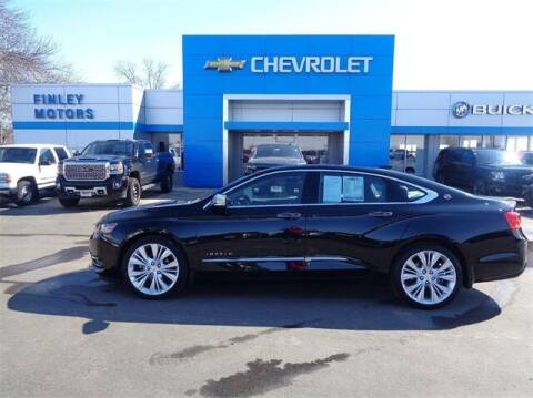 2015 Chevrolet Impala for sale at Finley Motors in Finley ND