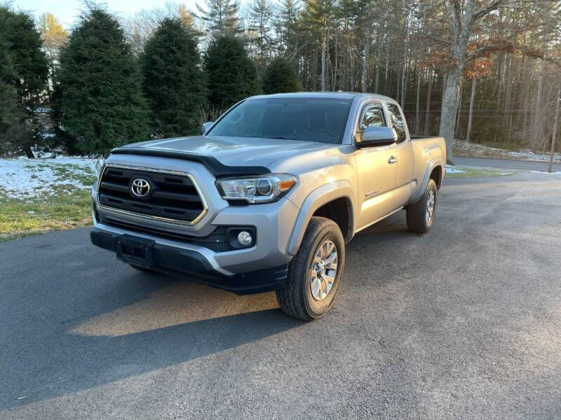 2016 Toyota Tacoma for sale at DON'S AUTO SALES & SERVICE in Belchertown MA