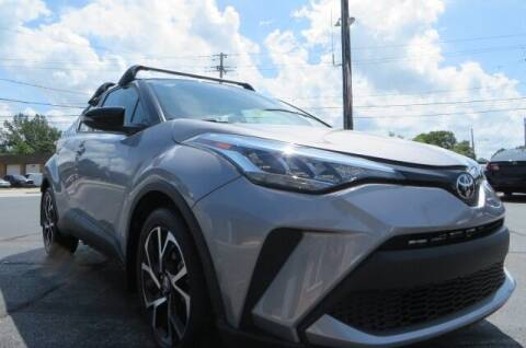 2020 Toyota C-HR for sale at Eddie Auto Brokers in Willowick OH