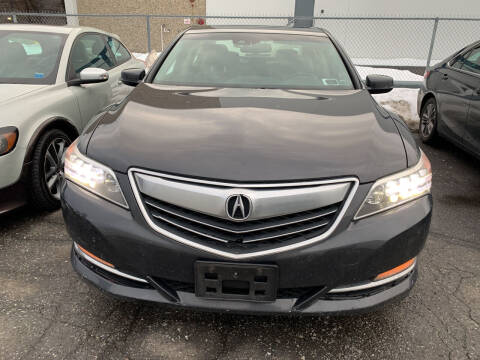 2014 Acura RLX for sale at JerseyMotorsInc.com in Teterboro NJ