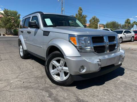 2007 Dodge Nitro for sale at Boktor Motors in Las Vegas NV
