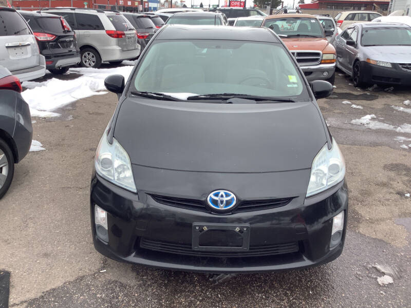2011 Toyota Prius for sale at GPS Motors in Denver CO