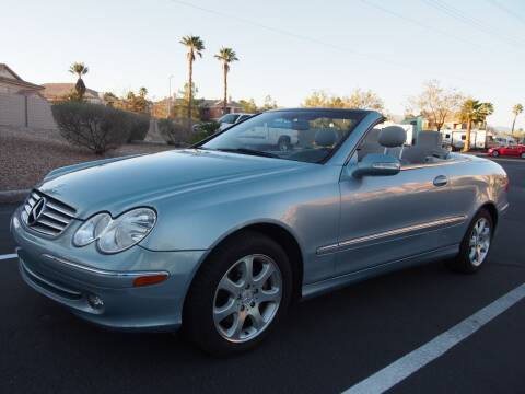 2004 Mercedes-Benz CLK for sale at Best Auto Buy in Las Vegas NV