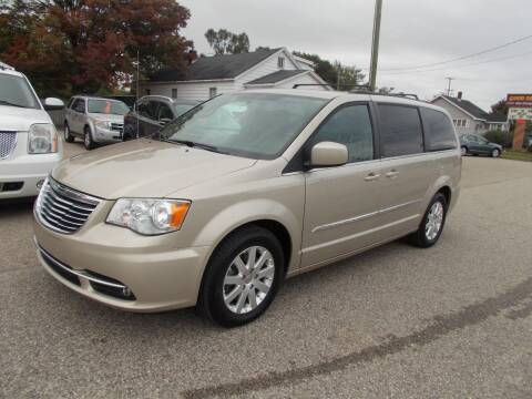 2013 Chrysler Town and Country for sale at Jenison Auto Sales in Jenison MI
