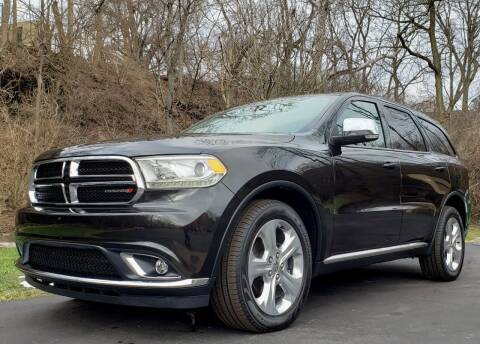 2015 Dodge Durango for sale at The Motor Collection in Columbus OH