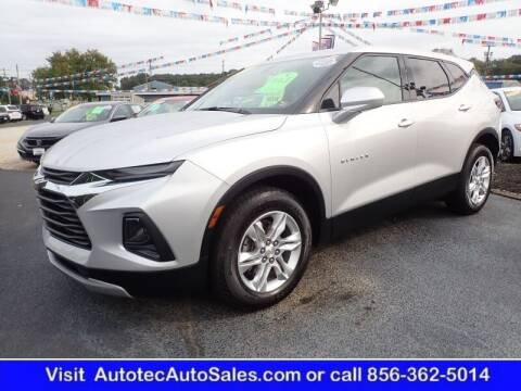 2020 Chevrolet Blazer for sale at Autotec Auto Sales in Vineland NJ