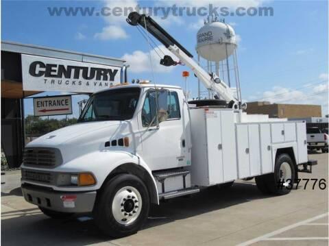 2006 Sterling Acterra for sale at CENTURY TRUCKS & VANS in Grand Prairie TX