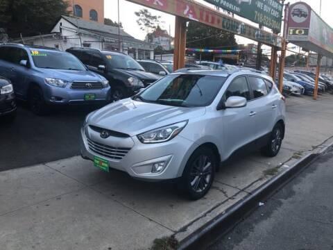 2014 Hyundai Tucson for sale at Sylhet Motors in Jamacia NY
