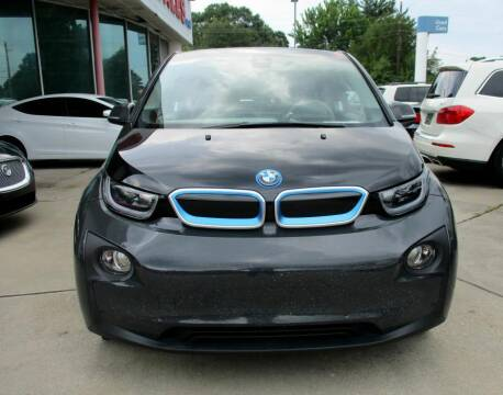 2015 BMW i3 for sale at Pars Auto Sales Inc in Stone Mountain GA