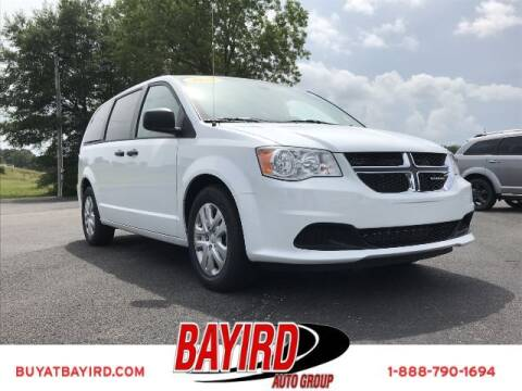 2020 Dodge Grand Caravan for sale at Bayird Truck Center in Paragould AR