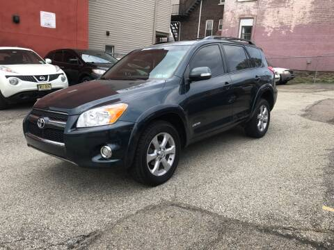 2010 Toyota RAV4 for sale at MG Auto Sales in Pittsburgh PA