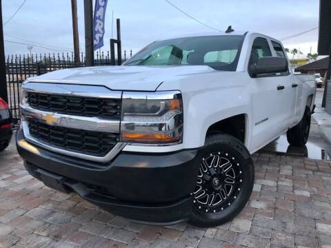 2016 Chevrolet Silverado 1500 for sale at Unique Motors of Tampa in Tampa FL
