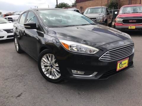 2015 Ford Focus for sale at New Wave Auto Brokers & Sales in Denver CO