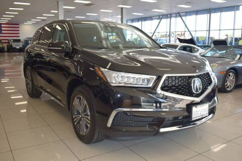 2018 Acura MDX for sale at Legend Auto in Sacramento CA