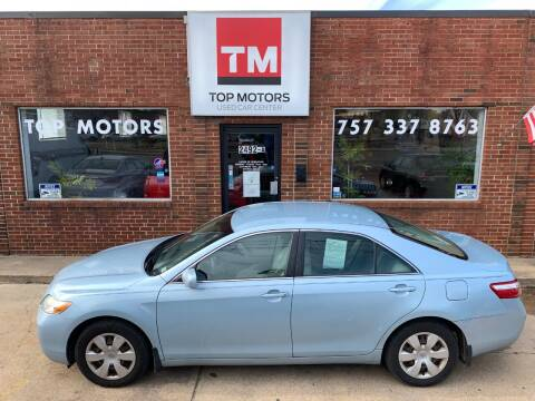 2007 Toyota Camry for sale at Top Motors LLC in Portsmouth VA