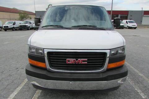 2017 GMC Savana Cargo for sale at Work-Van.com in Union City GA