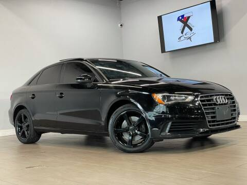 2016 Audi A3 for sale at TX Auto Group in Houston TX