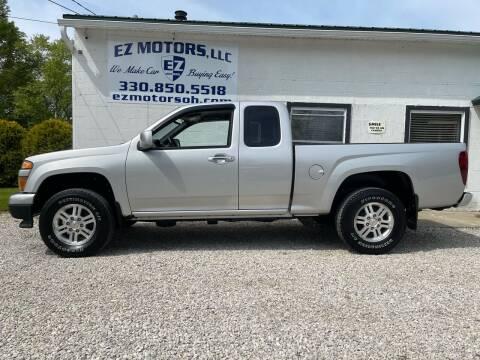2010 Chevrolet Colorado for sale at EZ Motors in Deerfield OH
