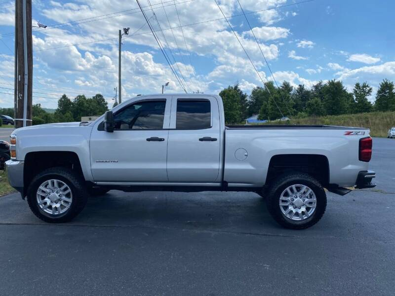 2019 Chevrolet Silverado 2500HD for sale in Lenoir, NC