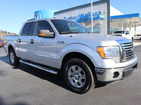 2012 Ford F-150 for sale at RUSTY WALLACE HONDA in Knoxville TN