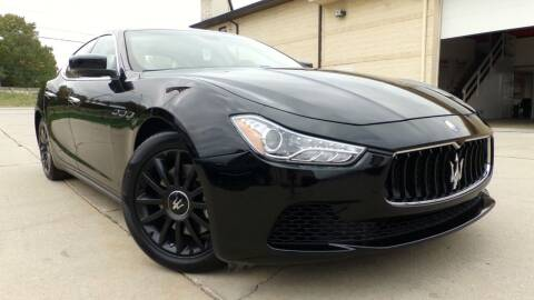 2014 Maserati Ghibli for sale at Prudential Auto Leasing in Hudson OH