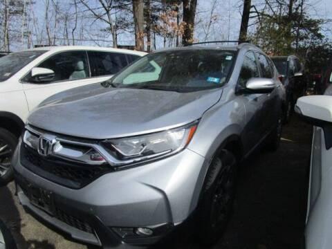 2018 Honda CR-V for sale at BELKNAP SUBARU in Tilton NH