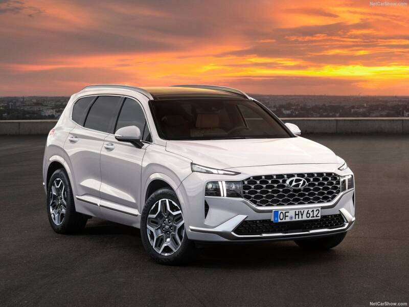 2021 Hyundai Santa Fe for sale at Xclusive Auto Leasing NYC in Staten Island NY