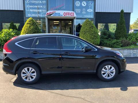 2014 Honda CR-V for sale at Advance Auto Center in Rockland MA