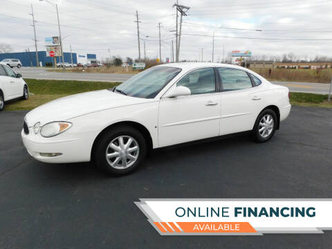 2006 Buick Allure for sale at Buy Right Auto Sales Inc in Fort Wayne IN