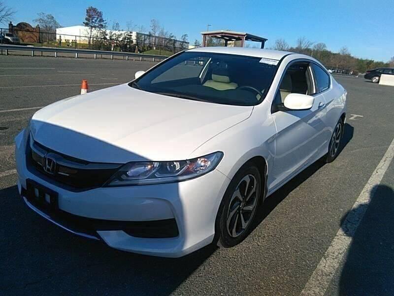 2016 Honda Accord for sale at CR Garland Auto Sales in Fredericksburg VA