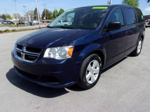2013 Dodge Grand Caravan for sale at Ideal Auto Sales, Inc. in Waukesha WI