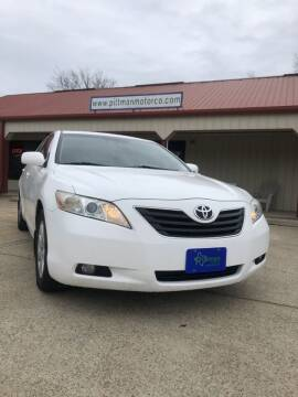 2007 Toyota Camry for sale at PITTMAN MOTOR CO in Lindale TX