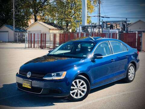 2013 Volkswagen Jetta for sale at ARCH AUTO SALES in St. Louis MO