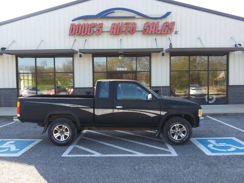 1997 Nissan Truck for sale at DOUG'S AUTO SALES INC in Pleasant View TN