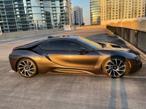 2016 BMW i8 for sale at Classic Car Deals in Cadillac MI