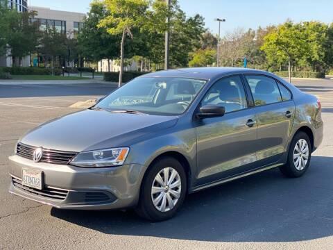 2011 Volkswagen Jetta for sale at Silmi Auto Sales in Newark CA