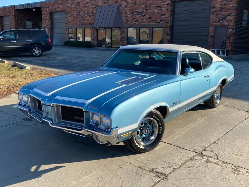 1971 Oldsmobile 442 for sale at MGM CLASSIC CARS in Addison IL