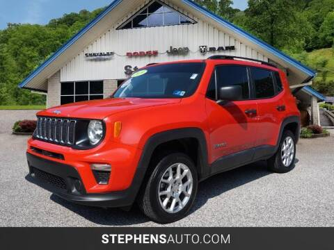 2019 Jeep Renegade for sale at Stephens Auto Center of Beckley in Beckley WV