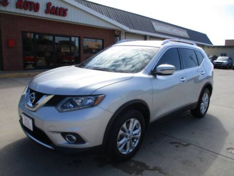 2016 Nissan Rogue for sale at Eden's Auto Sales in Valley Center KS