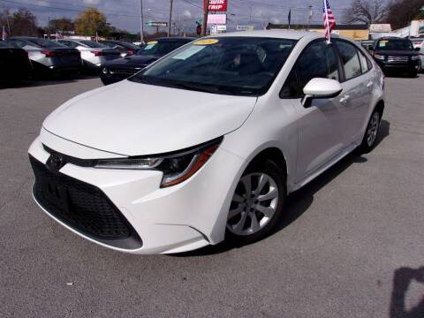 2020 Toyota Corolla for sale at A & A IMPORTS OF TN in Madison TN