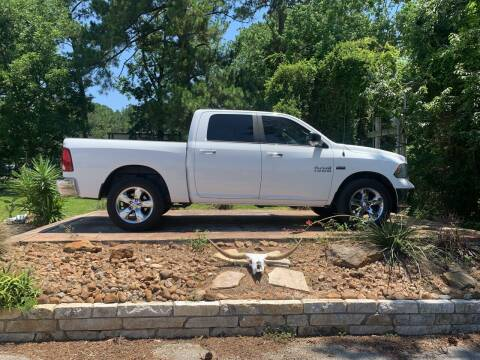 2016 RAM Ram Pickup 1500 for sale at Texas Truck Sales in Dickinson TX