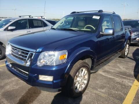 2007 Ford Explorer Sport Trac for sale at Cj king of car loans/JJ's Best Auto Sales in Troy MI