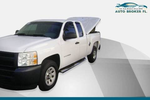 2013 Chevrolet Silverado 1500 for sale at INTERNATIONAL AUTO BROKERS INC in Hollywood FL